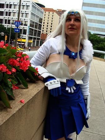 Sapphire from Disgaea 3 worn by Rogue