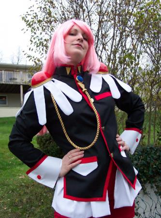 Utena Tenjou from Revolutionary Girl Utena worn by Rogue