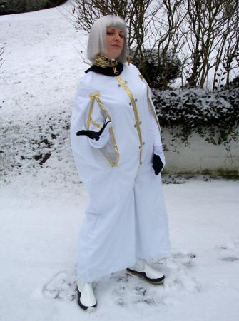 Dio Eraclea from Last Exile worn by Rogue
