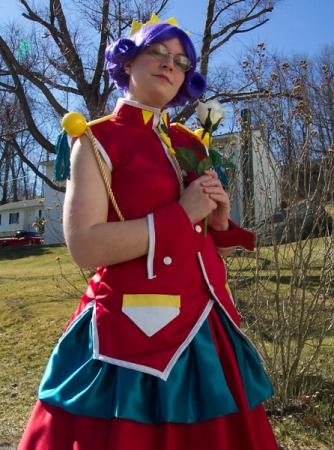 Anthy Himemiya from Revolutionary Girl Utena worn by Rogue