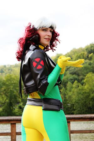 Rogue from X-Men worn by Rogue