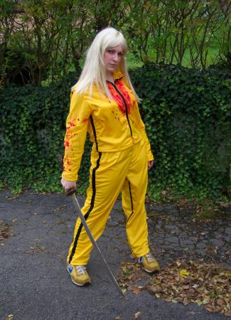 The Bride from Kill Bill worn by Rogue