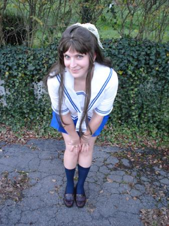 Tohru Honda from Fruits Basket worn by Rogue
