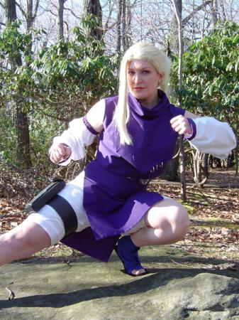 Ino Yamanaka from Naruto worn by Rogue
