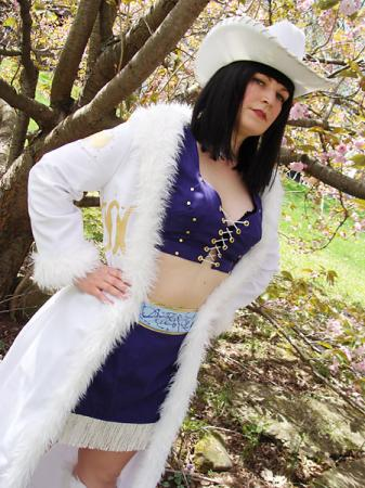 Nico Robin from One Piece worn by Rogue