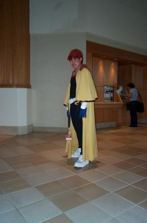 Gene Starwind from Outlaw Star worn by Genjitsu
