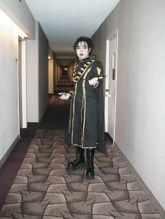 Kamui Gackt from Malice Mizer