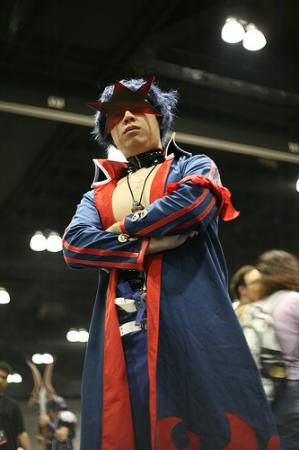 Simon from Tengen Toppa Gurren-Lagann (Worn by Genjitsu)