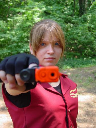 Claire Redfield from Resident Evil: Code Veronica worn by April