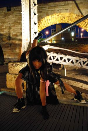 Tifa Lockhart from Final Fantasy VII: Advent Children worn by Chi