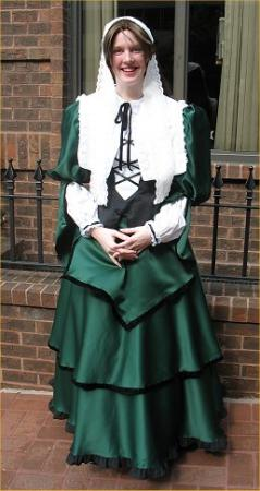 Suiseiseki from Rozen Maiden worn by Lady Altara
