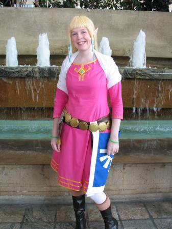 Zelda from Legend of Zelda: Skyward Sword worn by Lady Altara