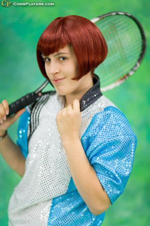 Gakuto Mukahi from Prince of Tennis