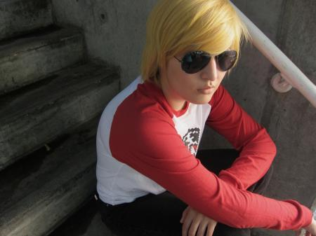 Dave Strider from MS Paint Adventures / Homestuck worn by chas