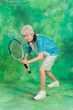 Choutarou Ohtori from Prince of Tennis (Worn by Chas)