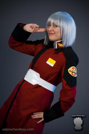 Yzak Jule from Mobile Suit Gundam Seed worn by Chas