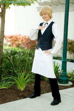 Tamaki Suoh from Ouran High School Host Club