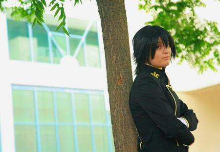 Lelouch Lamperouge from Code Geass worn by Chas