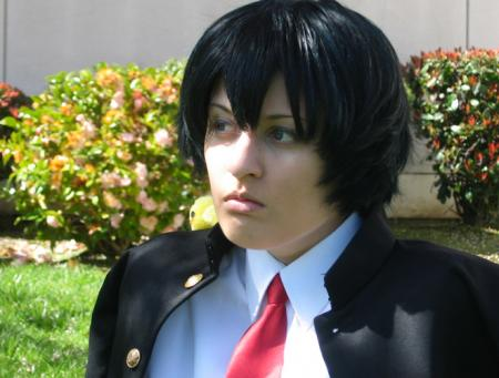 Kyouya Hibari from Katekyo Hitman Reborn!
