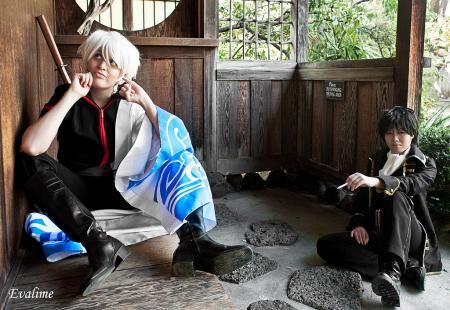 Gintoki Sakata from Gintama