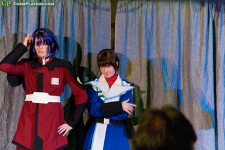 Athrun Zala from Mobile Suit Gundam Seed Destiny (Worn by Chas)