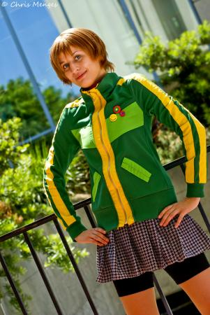 Chie Satonaka from Persona 4 worn by chas