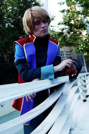 Graham Aker from Mobile Suit Gundam 00 worn by chas