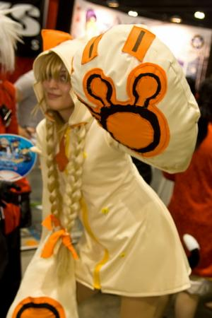 Taokaka from BlazBlue: Calamity Trigger worn by Chas