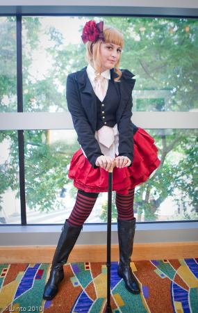 Beatrice from Umineko no Naku Koro ni (Worn by Chas)