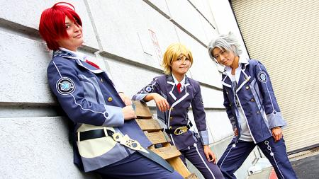 Capricorn: Yoh Tomoe from Starry*Sky (Seiza Kareshi Series) worn by Chas
