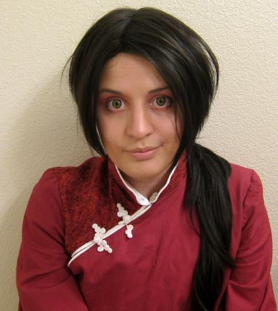 China / Wang Yao from Axis Powers Hetalia worn by Chas