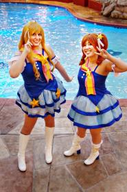 Miki Hoshii from iDOLM@STER worn by Chas