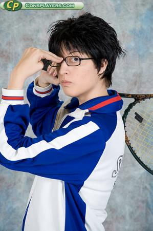 Sadaharu Inui from Prince of Tennis worn by Chas