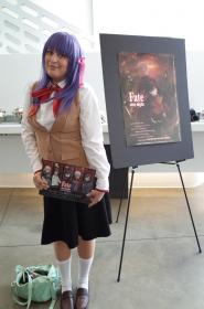 Sakura Mato from Fate/Stay Night worn by chas