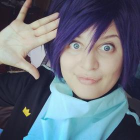 Yato from Noragami worn by chas