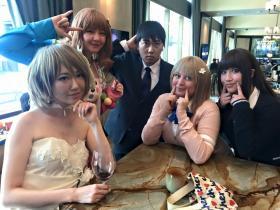 Kanako Mimura from iDOLM@STER Cinderella Girls