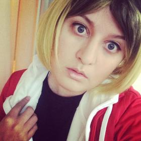 Kozume Kenma from Haikyuu!!  by Chas