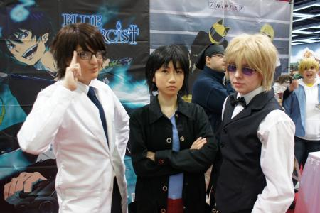 Shinra Kishitani from Durarara!! worn by chas