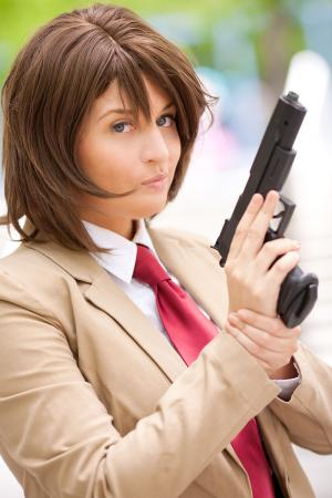 Rally Vincent from Gunsmith Cats worn by Chas