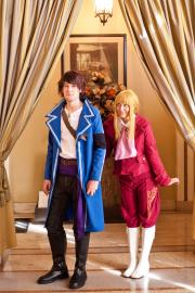 Lion Ushiromiya from Umineko no Naku Koro ni (Worn by Chas)