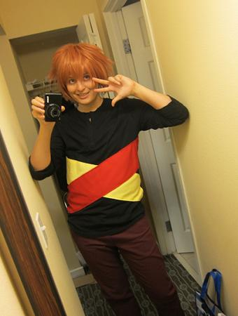 Takeo Takumi from Star Driver: Kagayaki no Takuto (Worn by Chas)