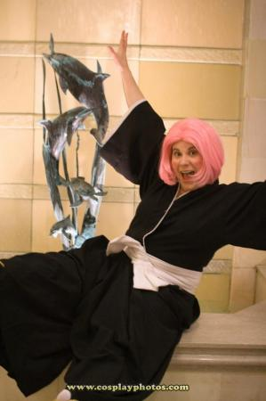 Yachiru Kusajishi from Bleach worn by Sailor Tweek