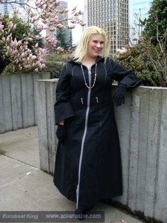 Larxene from Kingdom Hearts: Chain of Memories worn by Sailor Tweek