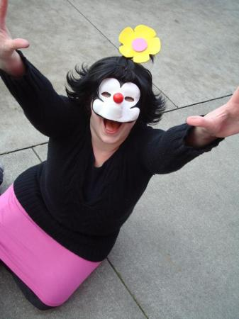 Dot Warner from Animaniacs worn by Sailor Tweek