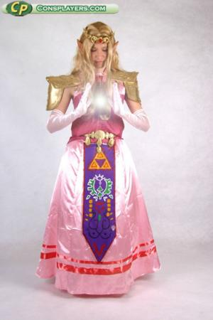 Princess Zelda from Legend of Zelda: Ocarina of Time worn by Sana-chan