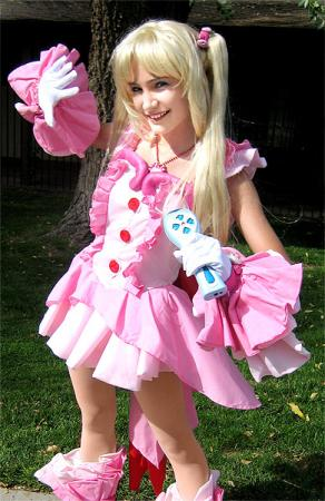 Nanami Luchia from Mermaid Melody Pichi Pichi Pitch worn by Sana-chan