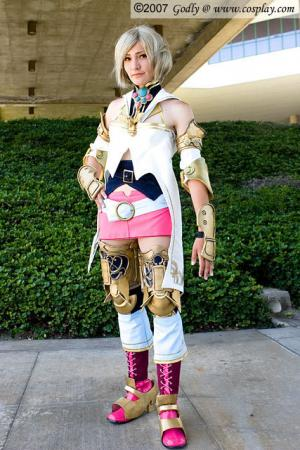 Ashe / Ashelia B nargin Dalmasca from Final Fantasy XII worn by Sana-chan