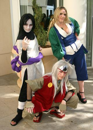 Orochimaru from Naruto worn by Sana-chan