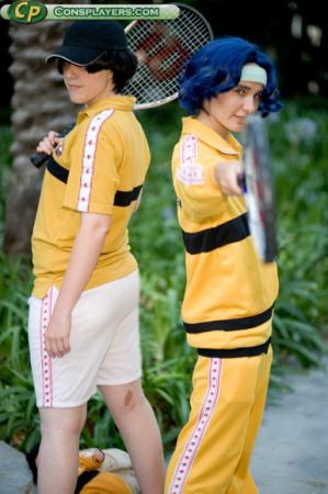 Seiichi Yukimura from Prince of Tennis worn by Sana-chan