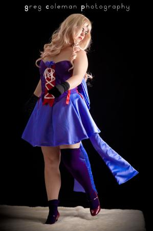 Sheryl Nome from Macross Frontier worn by Kira Rhian